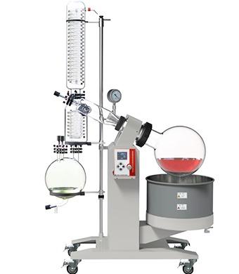 10L-rotary-evaporators types