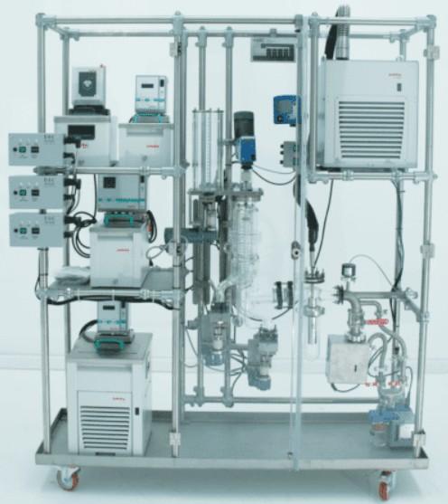 molecular distillation works