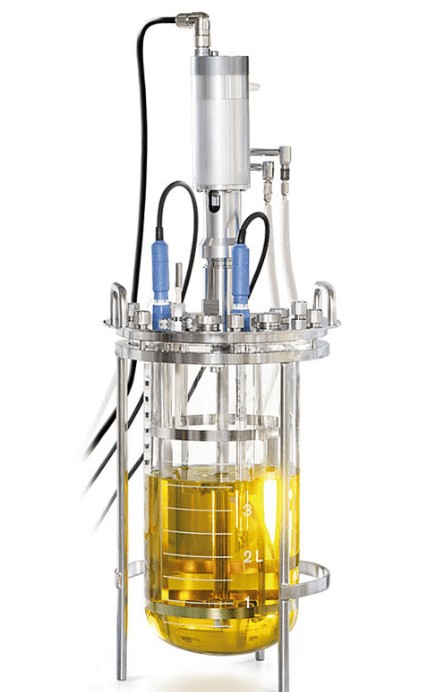 tips on using glass bioreactor