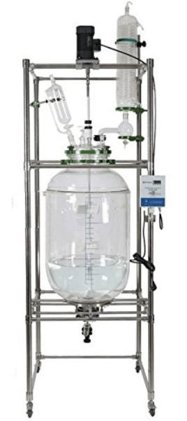 50L glass reactor definition