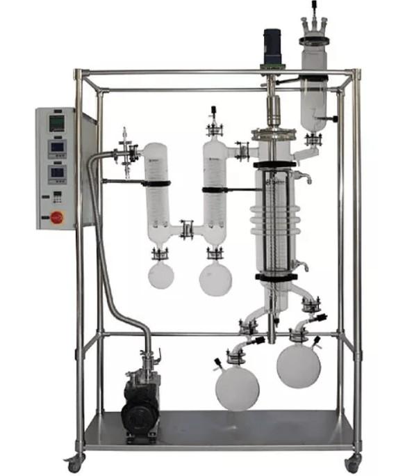 The Accessories of Molecular Distillation