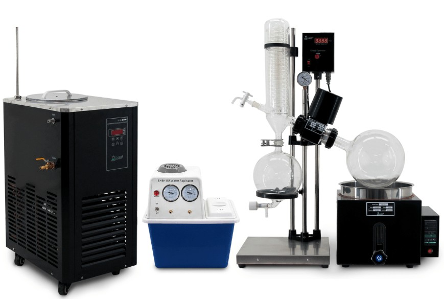 Industry Automated Vacuum Distillation Definition
