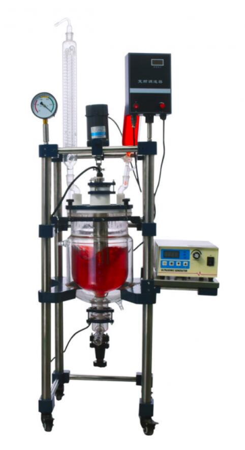 The Applications Of 5L Glass Reactor In Chemistry