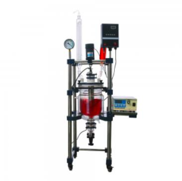 Kinds Of Applications Of Mini Glass Reactor