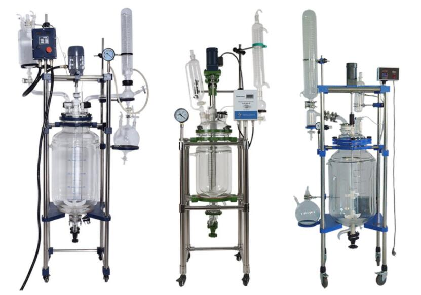 Pilot Glass Reactor Manufacturer