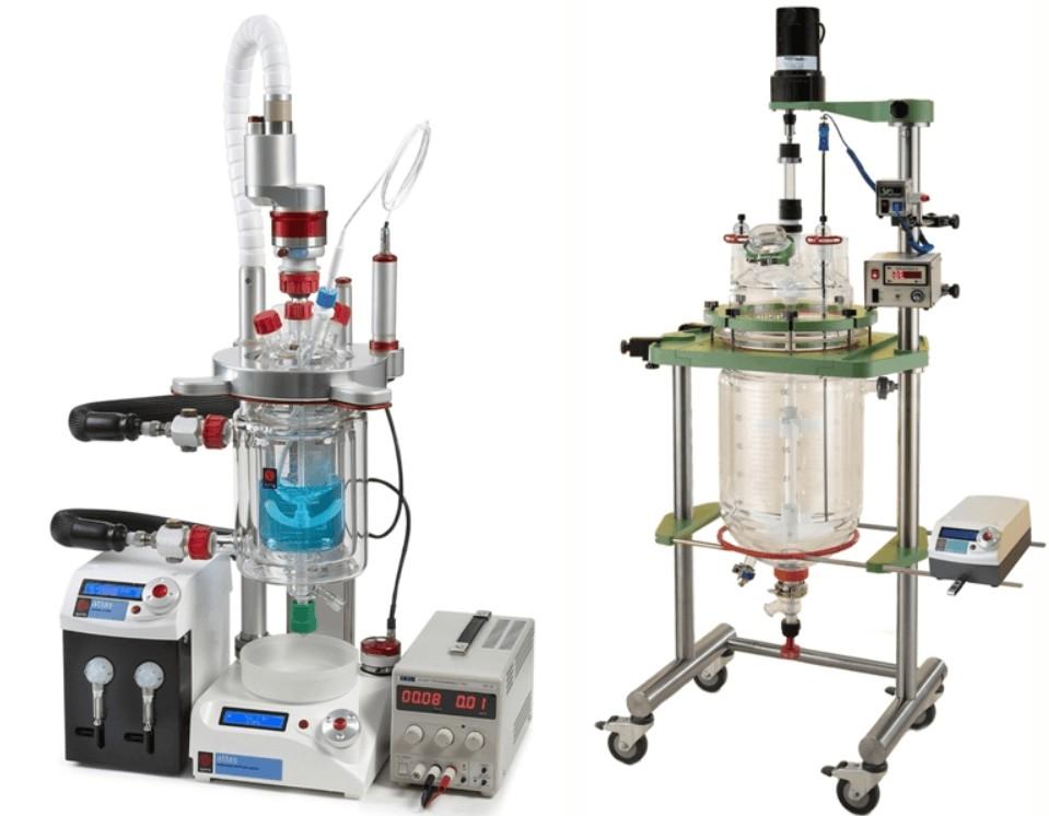 batch glass reactors for sale