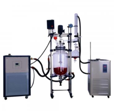 chemcial glass reactor costs