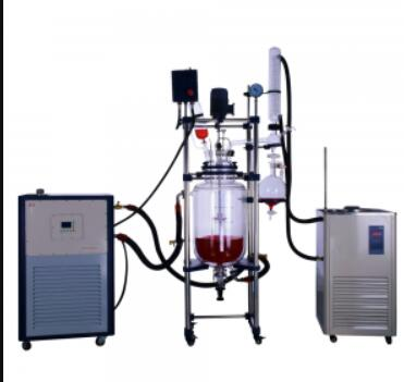 continuous glass stirred tank reactor for sale
