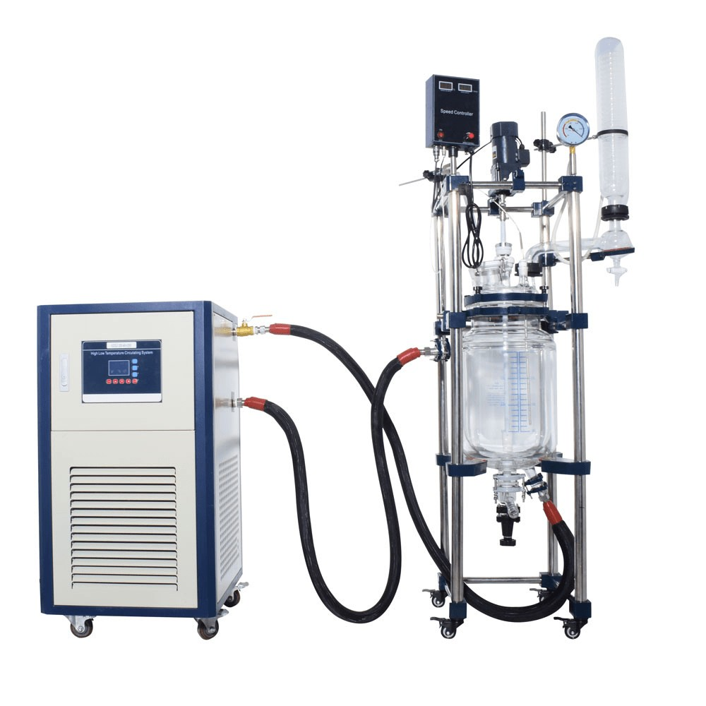 the definition of glass reactor
