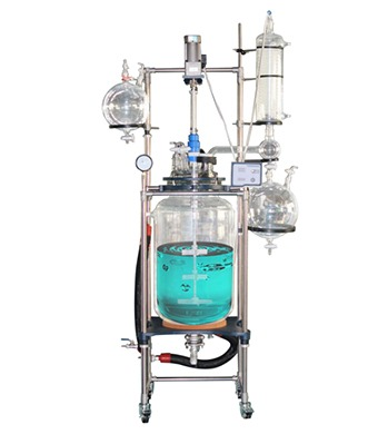 lab-glass-reactor for sale