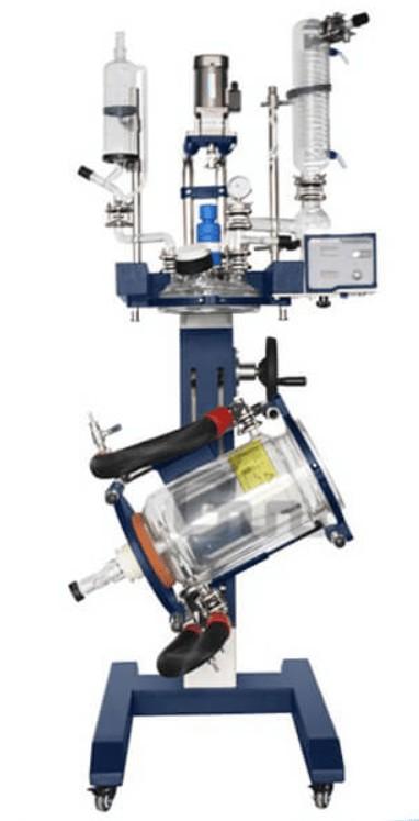 laboratory glass reactor price