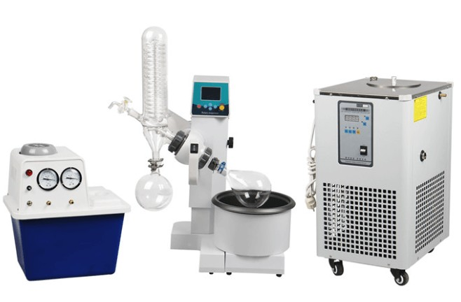 what is a lab rotary evaporator