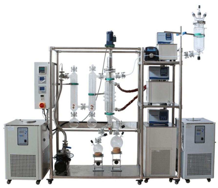 molecular distillation definition