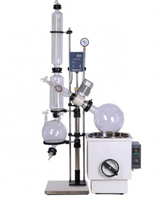 parts of rotary film evaporator