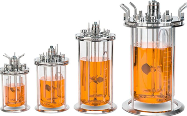 major types of batch glass reactor jackets