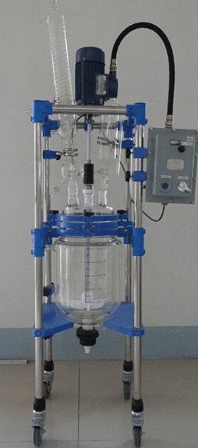 best continuous glass reactor