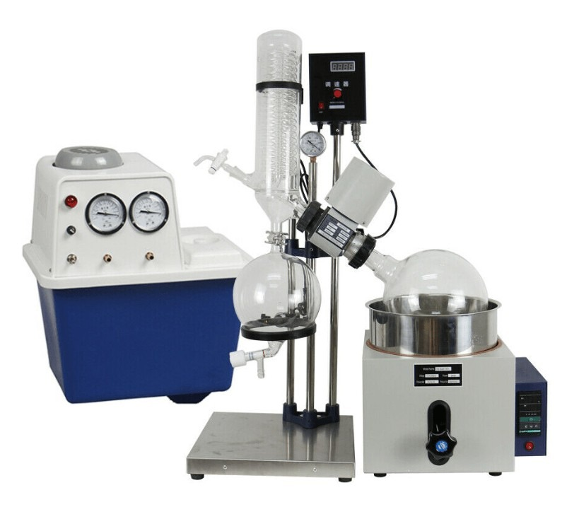 rotovap parts and functions