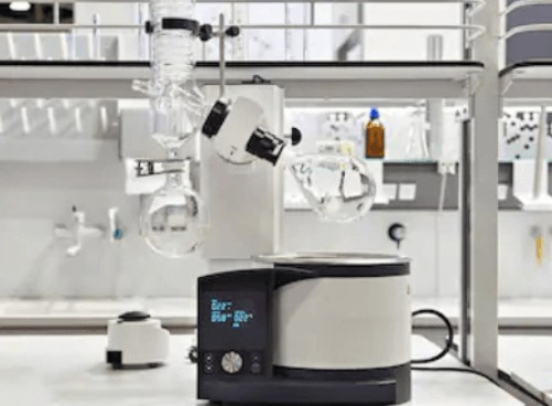 lab rotary evaporator parts