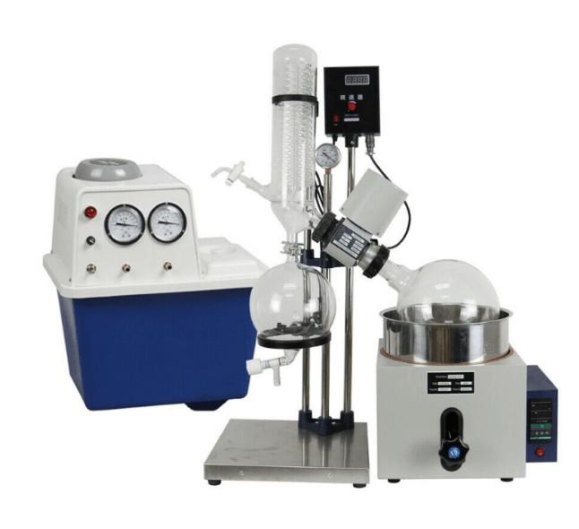 rotary evaporator process