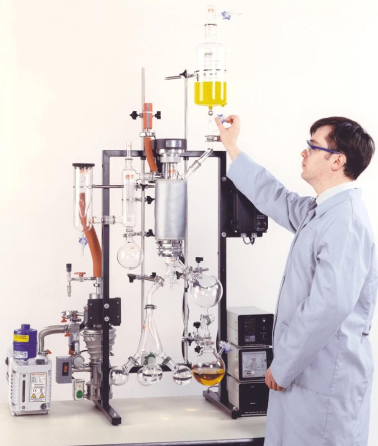 used thin film evaporator for sale