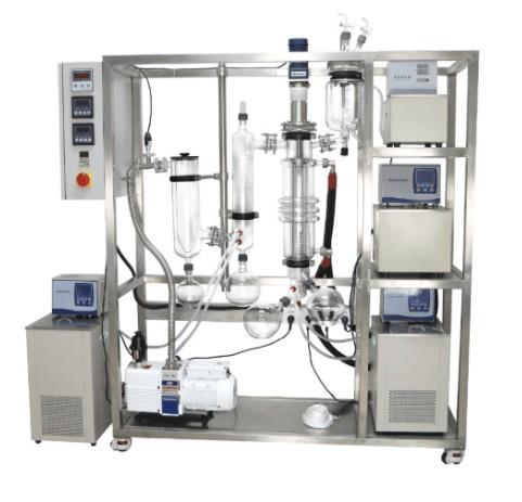 thin film evaporator lab scale