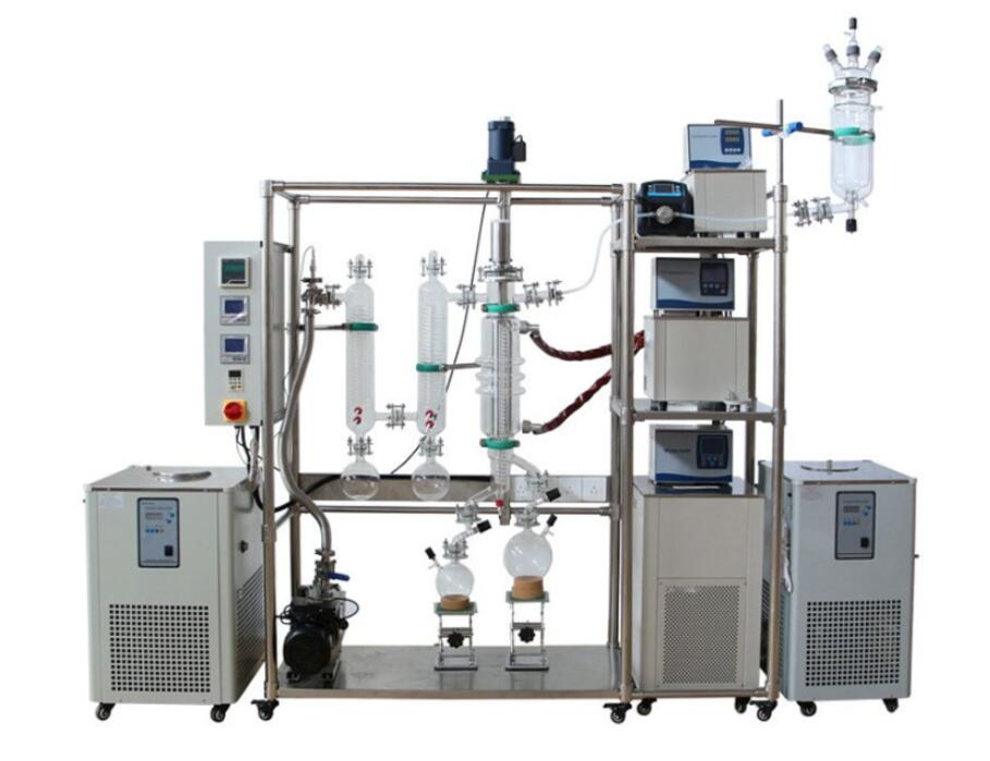 molecular distillation applications