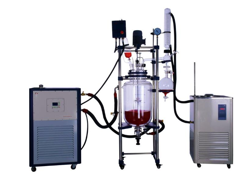best scale up of chemical reactors