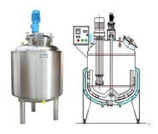 wkie lab continuous stirred tank reactor