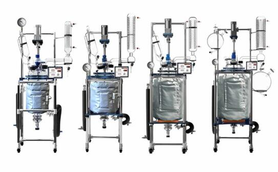 different chemical reactor