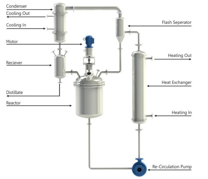 what is a loop reactor